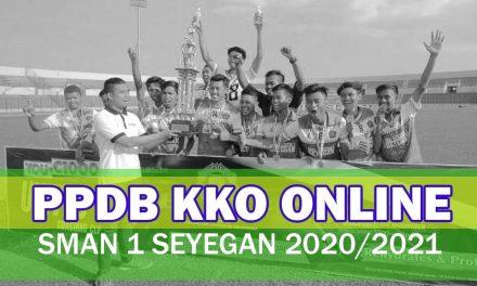 PPDB ONLINE Kelas Khusus Olahraga (KKO) 2021 / 2022